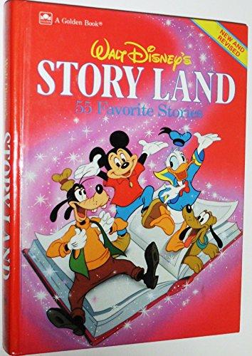 Walt Disney's Story Land: 55 Favorite (Disney Sun Pals)