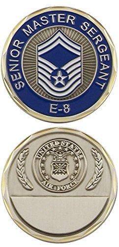 U.S. Air Force Senior Master Sergeant E-8 Challenge (E8 Senior Master)