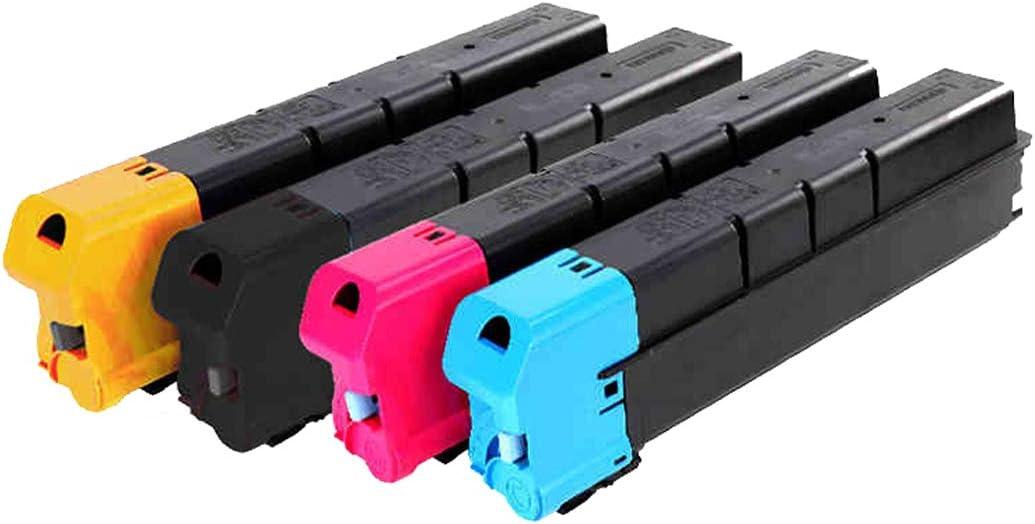 MALPYQA Compatible with Kyocera TK-8705 Toner Cartridge for Kyocera TASKalfa 6550 6551 7550 7551 Ink Cartridge,Blue