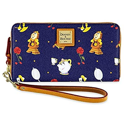 Beauty and the Beast Wallet by Dooney & Bourke