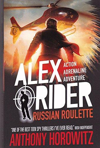 ALEX RIDER MISSION 10 RUSSIAN ROULETTE