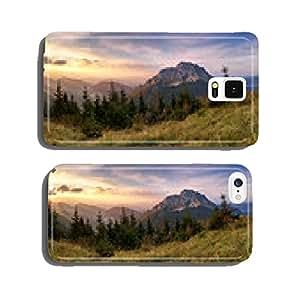 Slovakia mountain peak Rozsutec cell phone cover case iPhone5