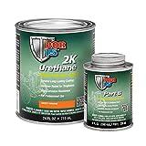 POR-15 43344 Safety Orange 2K Urethane - 1 quart