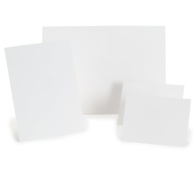 Feine Impressions sep-n-send Einladungen und Gehäuse Karten, ecru, 250 Count (rrsepe) Hi-Weiß B017KXWHPA | Verkauf Online-Shop