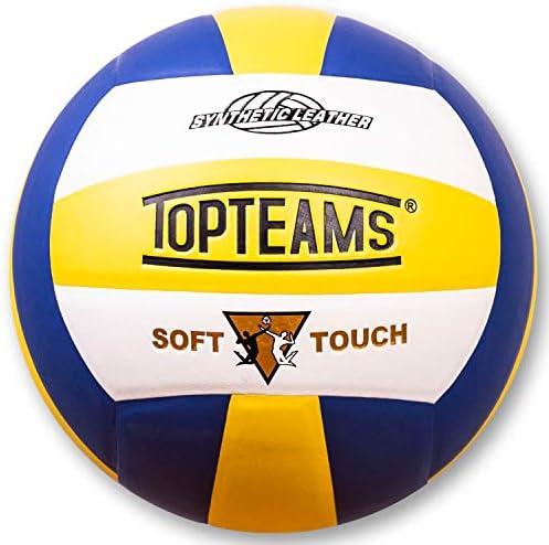 Acehmks Volleyball,Balón de Voleibol de Playa, Talla 5 (Azul ...