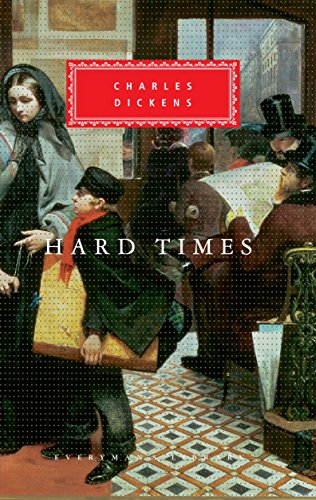 Book cover for Hard Times