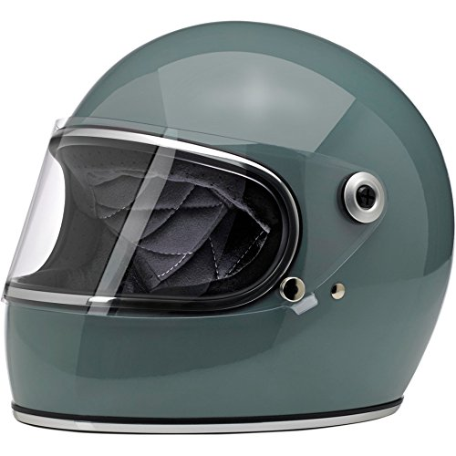 Full Face Bobber Helmet - 8