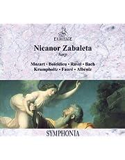 Nicanor Zabaleta - Harp