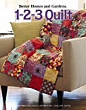 1-2-3 Quilt, Meredith Corporation, 160140820X
