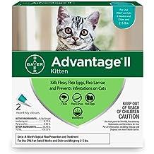 Bayer Animal Health Advantage 86335417 Kitten 2-5lb