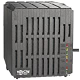 Tripp Lite 1200W Mini Tower Line Conditioner - Surge, EMI / RFI, Over Voltage, Brownout protection - NEMA 5-15R - 110 V AC Input - 1.20 kVA - 1.20 kW - LC1200