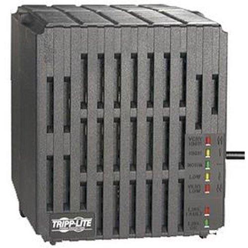 Tripp Lite 1200W Mini Tower Line Conditioner - Surge, EMI / RFI, Over Voltage, Brownout protection - NEMA 5-15R - 110 V AC Input - 1.20 kVA - 1.20 kW - LC1200 (Conditioner Tripp Lite Line)
