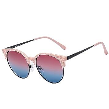 GZW001 Gafas de Sol Estilo Lady Cat Eye, protección UV con ...