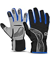 4ucycling Touch-screen Gloves for Outdoor Cycling Camping Jogging