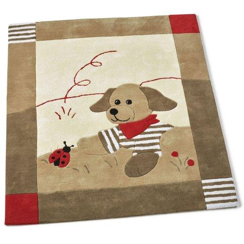 Kinderteppich sterntaler  Sterntaler 96872 - Teppich Hanno Größe 100 x 120 cm: Amazon.de: Baby