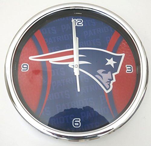 New England Patriots Desk Clock - 2