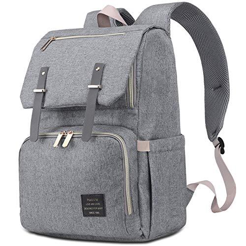 Halova Diaper Bag Multi Function Waterproof Travel