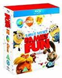 Hop / Despicable Me / Dr. Seuss / The Lorax [Blu-ray]