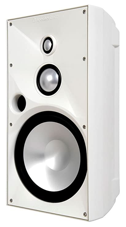 SpeakerCraft OE8 Three Outdoor Elements 3-Way Outdoor Speaker - Each (White)