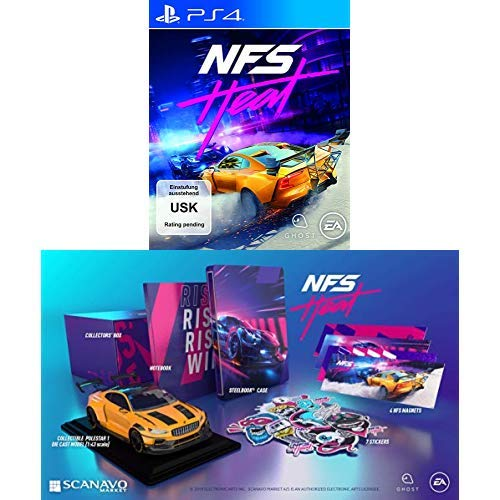 Need for Speed NFS 2019 Heat Ultimate Edition PS4