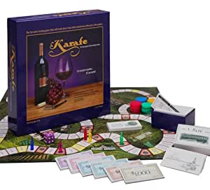 Karafe Wine Tasting Game: The Fun Game to Learn About Wine