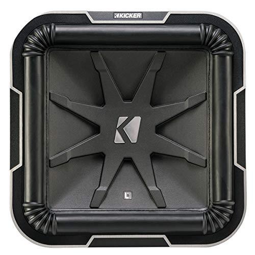 Kicker 41L7124 12 Inch L7 Dual 4 Ohm - L7 Kicker Speakers