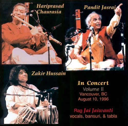 In Concert, Vol. 2: Live in Vancouver by Eternal Music