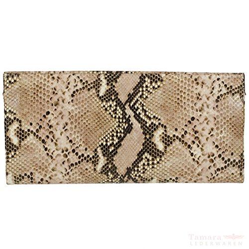 Abro 026153–04 à main pour femme en cuir 31 x 16 x 8 cm (beige clair)