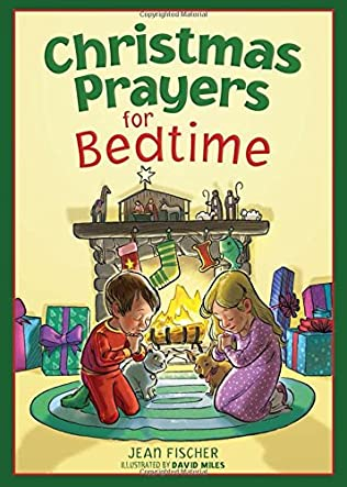 book cover of Christmas Prayers for Bedtime