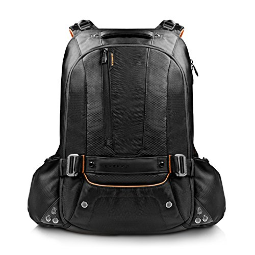 Everki Beacon Laptop Backpack with Gaming Console Sleeve, Fits up to 18-Inch (EKP117NBKCT) Review