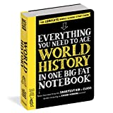 img - for Everything You Need to Ace World History in One Big Fat Notebook: The Complete Middle School Study Guide (Big Fat Notebooks) book / textbook / text book
