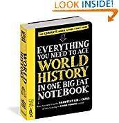 #8: Everything You Need to Ace World History in One Big Fat Notebook: The Complete Middle School Study Guide (Big Fat Notebooks)