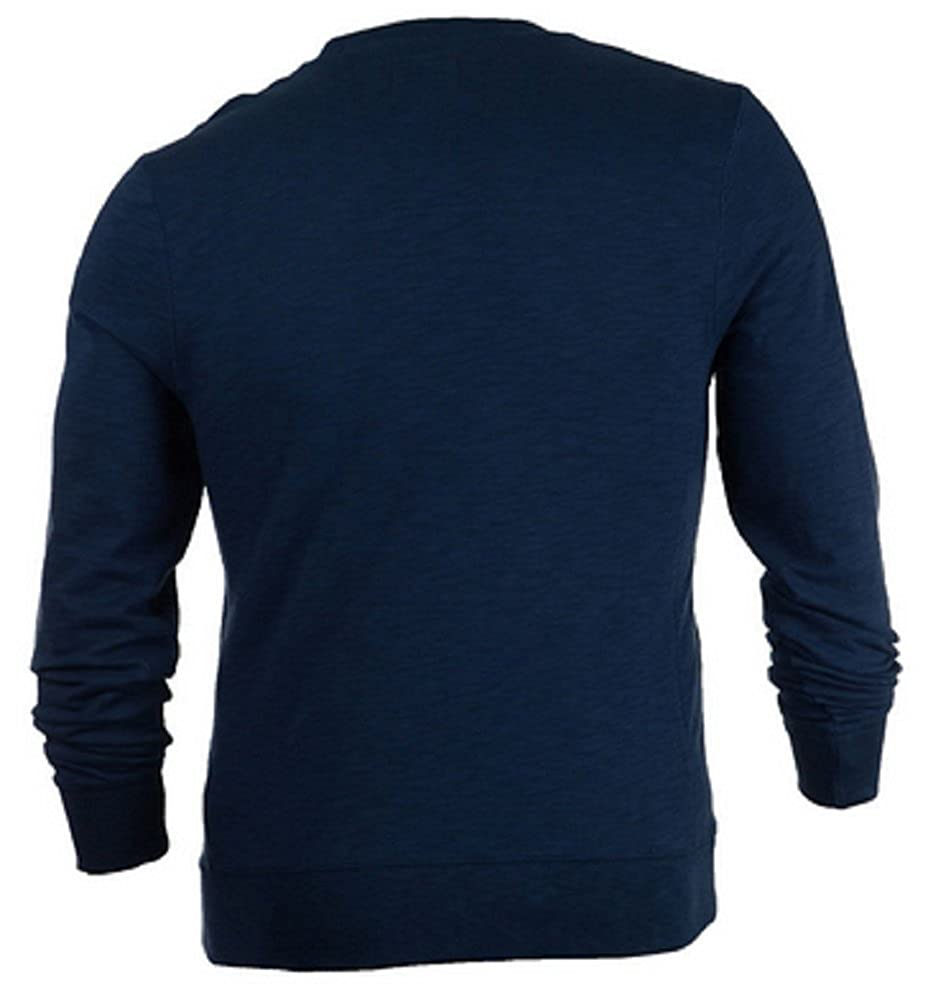 b6c3eff9e  47 St. Louis Rams Mens First String Long Sleeve Shirt 615521 Medium Navy  at Amazon Men s Clothing store