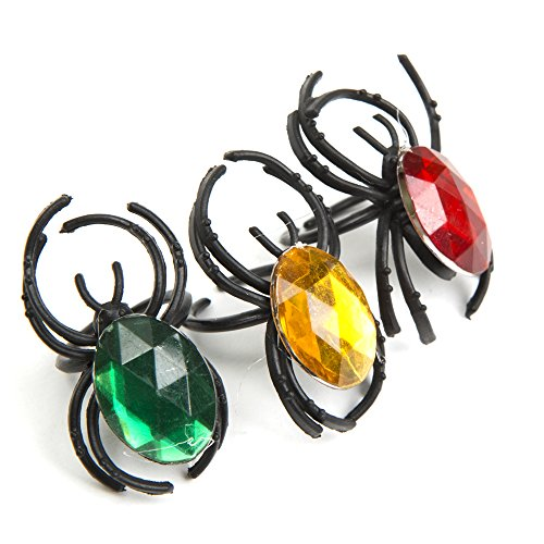 Jewel Spider Rings ()