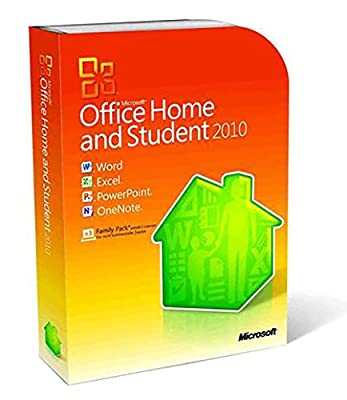 Microsoft Office Home and Student 2010 Bundle