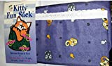 22''X11''X4'' Kitty Fun Crinkle Sack (One Sack) By Malibu