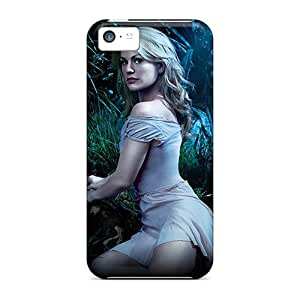 CharlesPoirier Apple Iphone 5c Perfect Hard Phone Cases Provide Private Custom Stylish True Blood Sookie Pattern [OxY14205stlw]