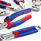 WORKPRO 6-Piece Pliers & Wrench Set