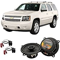 Fits Chevy Tahoe 2007-2014 Rear Door Factory Replacement Harmony HA-R5 Speakers New