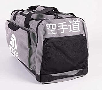 ca7a79f50d Adidas Karate Sports Bag Grey  Amazon.co.uk  Sports   Outdoors