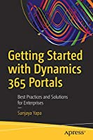 Getting Started with Dynamics 365 Portals Front Cover