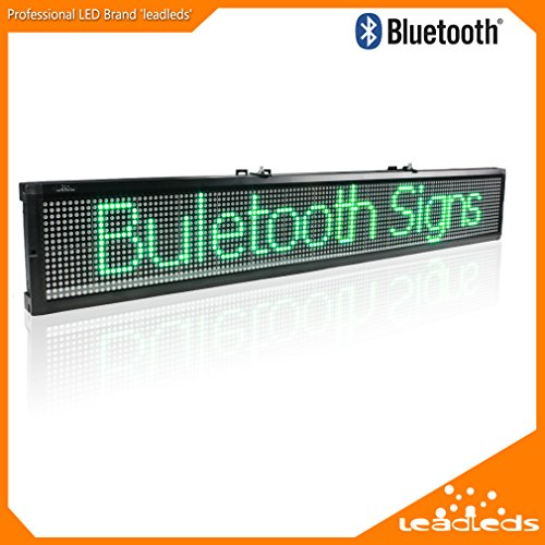 Leadleds Bluetooth Display Programmable Message product image