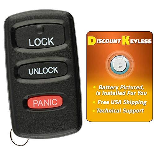 Discount Keyless Entry Remote Control Car Key Fob Clicker For Mitsubishi Montero Sport E4EG8D-522M-A