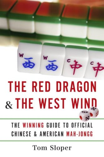 Red Dragon West Wind Mah Jongg product image
