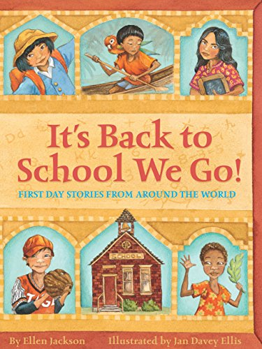 It'S Back To School We Go!: First Day Stories from Around The World by Millbrook Press