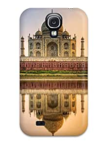 New Taj Mahal India Hdr Tpu Skin Case Compatible With Galaxy S4