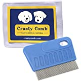 Crusty Comb; the Vet-quality Tear Stain Comb