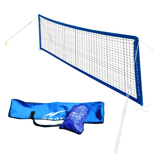 Agora Soccer Tennis Net - 10'x3'