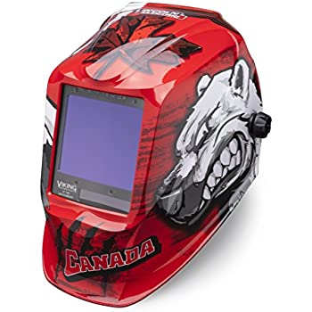 Lincoln Electric VIKING 3350 Polar Arc Welding Helmet with 4C Lens Technology - K3255-3