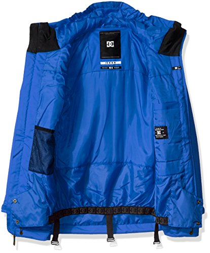 Story 10K Youth Water Blue 16 Boys' Snowboard DC Big XXL Nautical Proof Jacket HtqxI